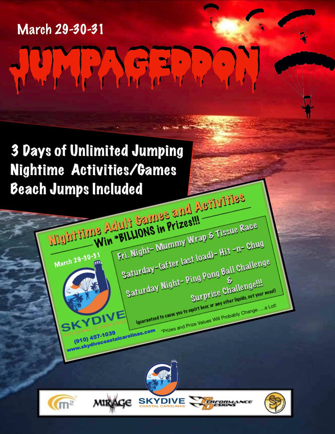 Jumpageddon ---- yes dreams do come true $200 unlimited jumps