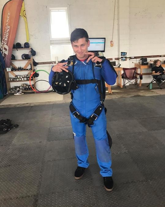 Ryan Wagner (U.S Marines) Freedom Flyer Bio - Military Skydiver
