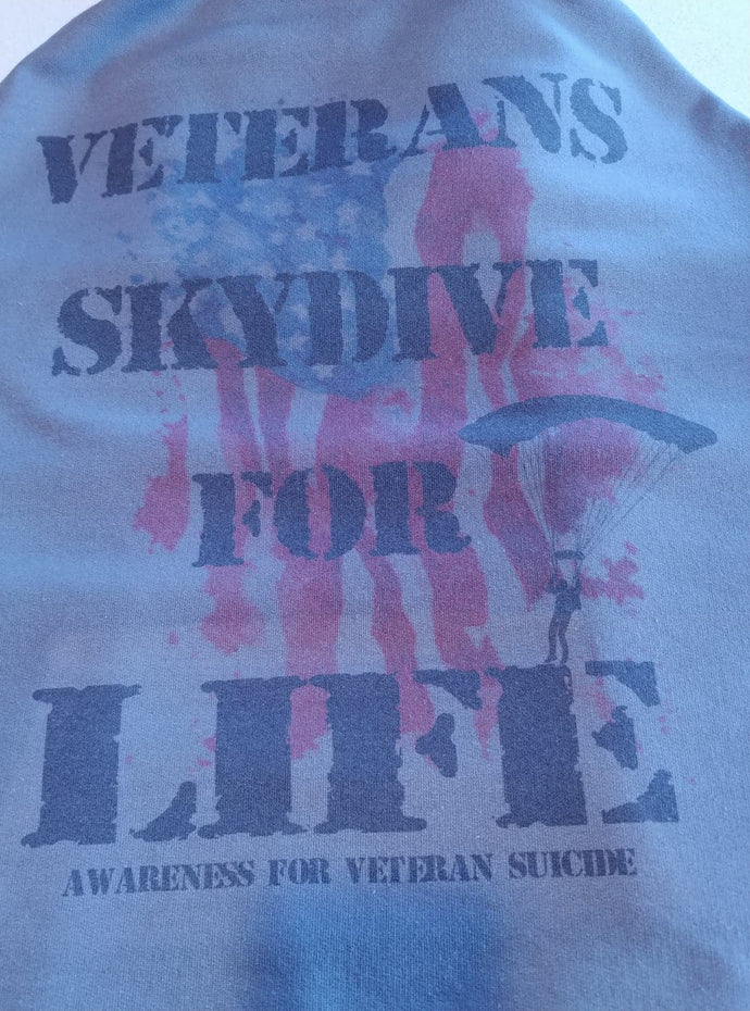 Veterans Skydive For Life