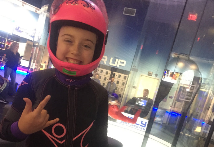 Kids in the Wind Tunnel: Is Indoor Skydiving For The Young?