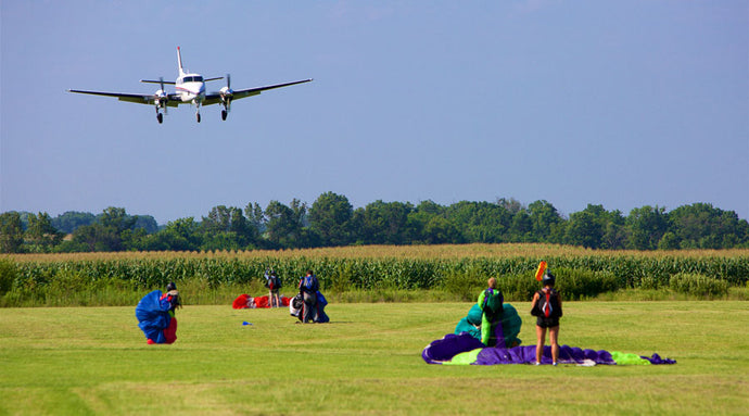 DropZone of the Week: Skydive Kansas City