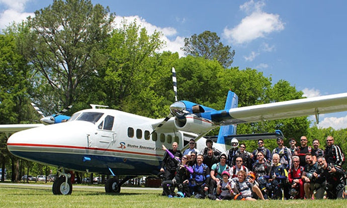 DropZone of the Week: Skydive Spaceland Atlanta