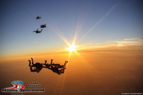 who is ready for a party - DropZone of the Week: Skydive Spaceland-Clewiston