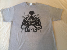 Mens Pussfoot Octopus T-Shirt