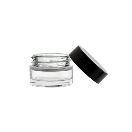 Rosineer 5 ml Glass Jar with Lid for Rosin Collection