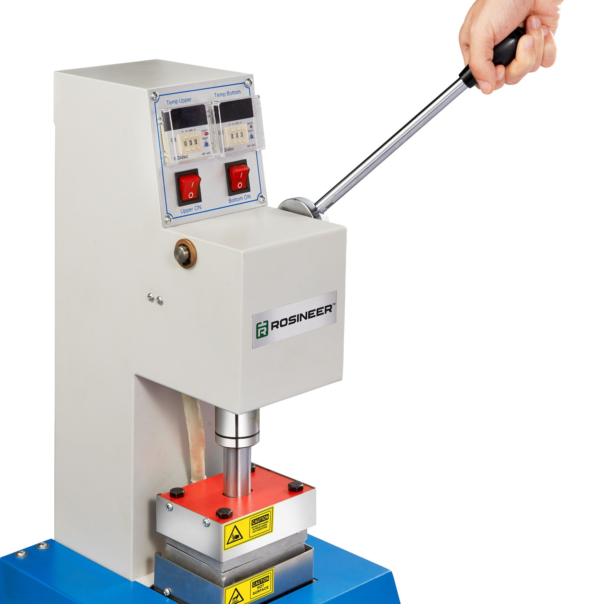 Rosineer RNR-MV1 Rosin Press - Manual Operation