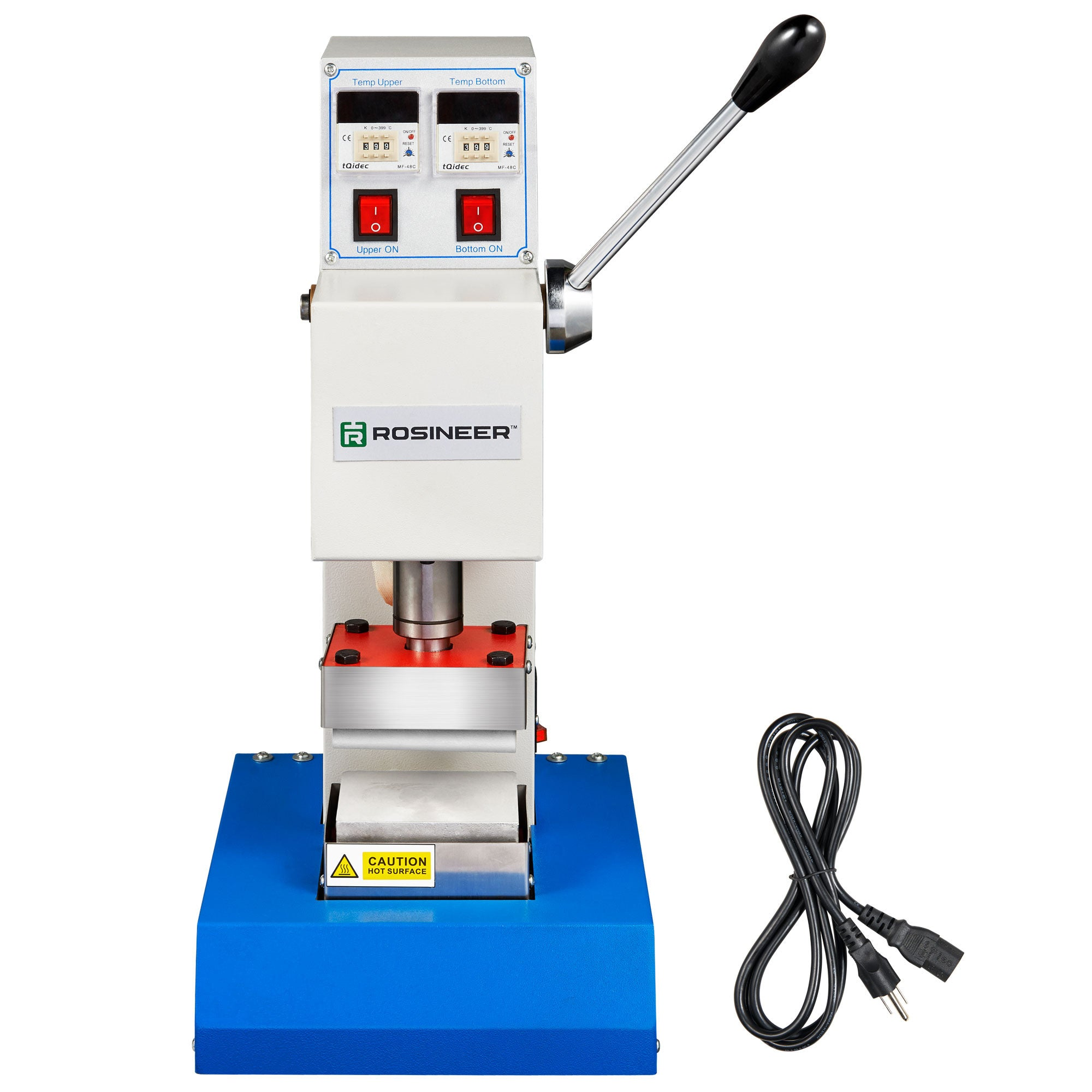 Rosineer RNR-MV1 Manual Rosin Press with Adapter