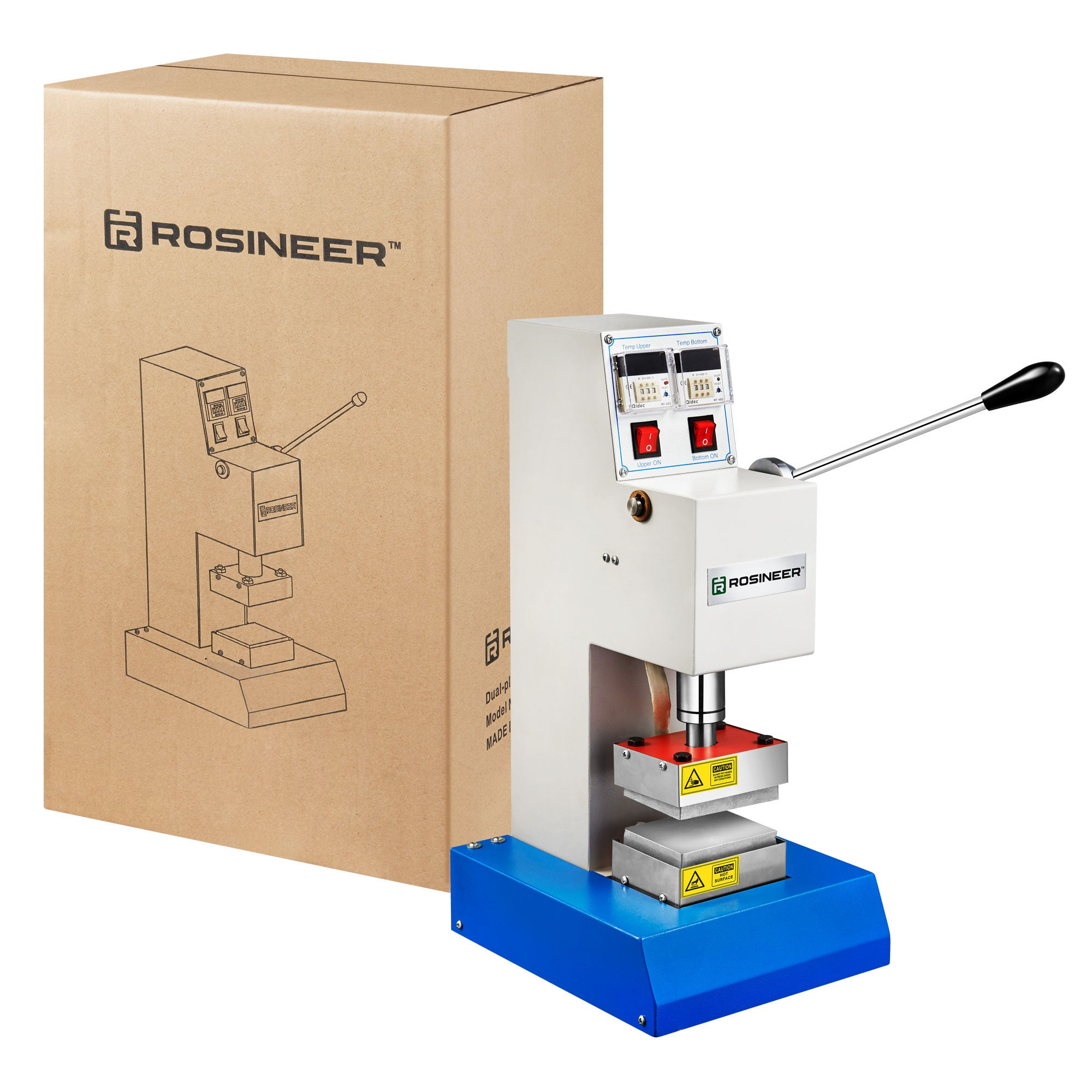 Rosineer RNR-MV1 Manual Rosin Press - Packaging
