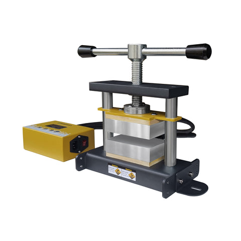Rosineer GRIP Manual Rosin Heat Press Assembly for Attachment to Work Surface