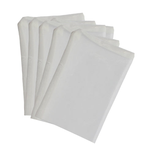 Rosineer Rosin Press Filter Bags, 2 x 3 in, Various Mesh Sizes, 15 Pouches Per Package