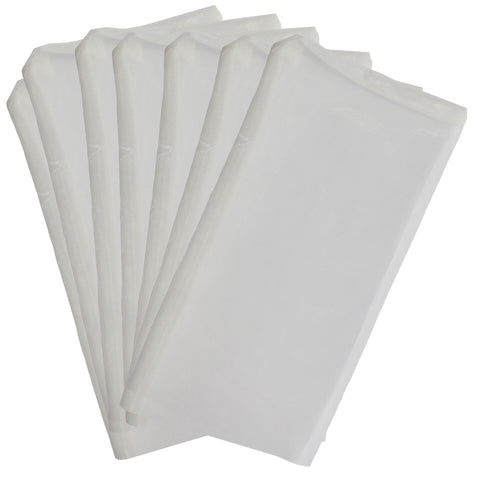 Rosineer Rosin Press Filter Bags Pouches, 2 x 4, Various Mesh Sizes,  Zero Blowouts