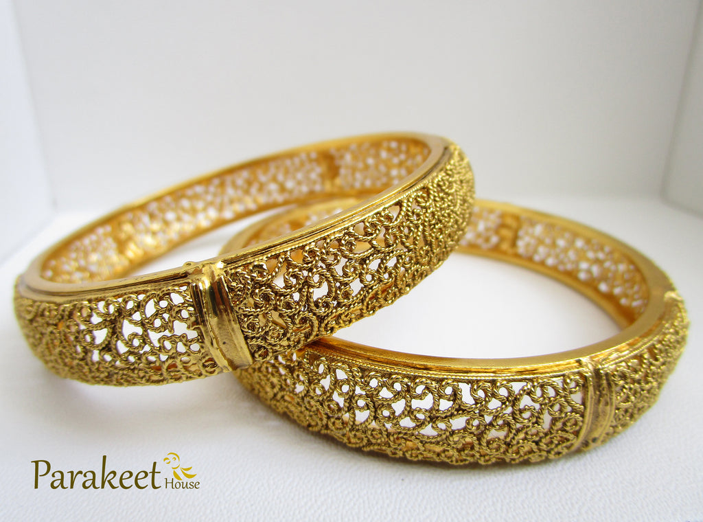 Gold Plated Designer Jewelry - Collection # 1