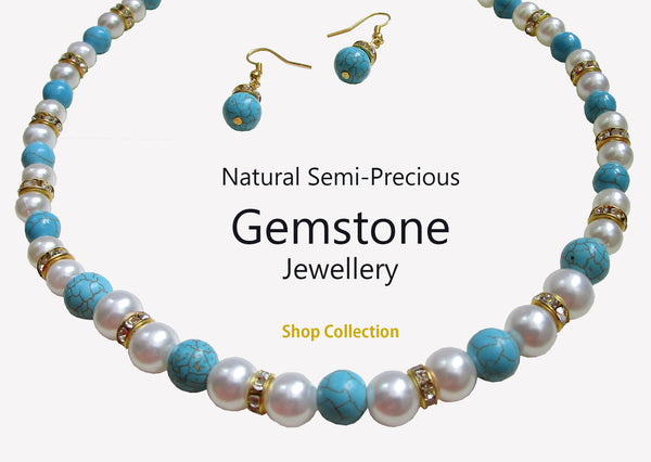 Semi Precious Gemstone Collection