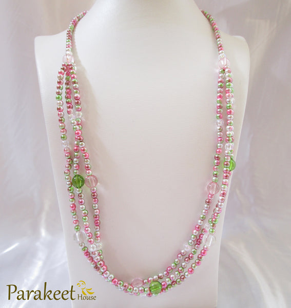 Handmade Multicolored Necklace