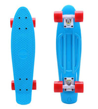 "Tiger Boards Complete 22"" Skateboard - Blue"