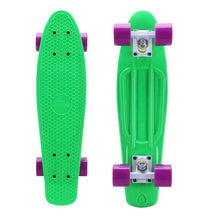 "Tiger Boards Complete 22"" Skateboard - Green"