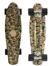 "Tiger Boards Complete 22"" Skateboard - Camo"