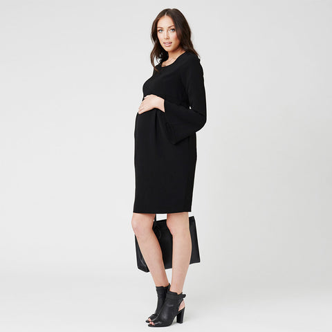 Ripe Bell Sleeve Tulip Dress