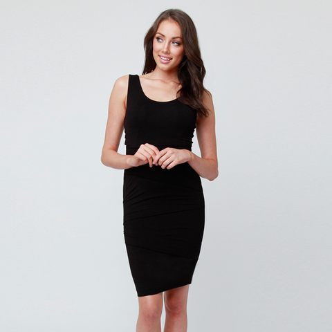 Ripe Love Your Body Dress - Black