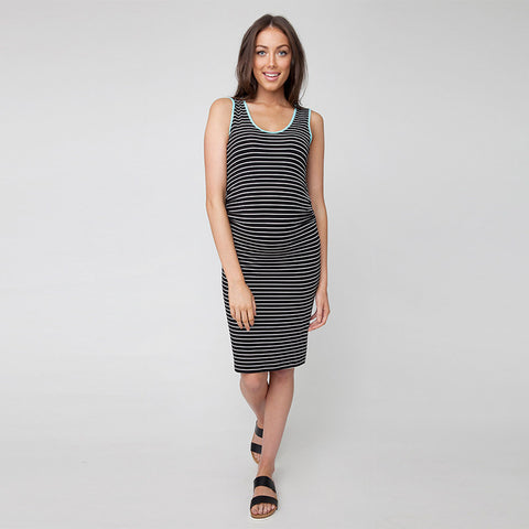 Ripe Mia Stripe Tank Dress