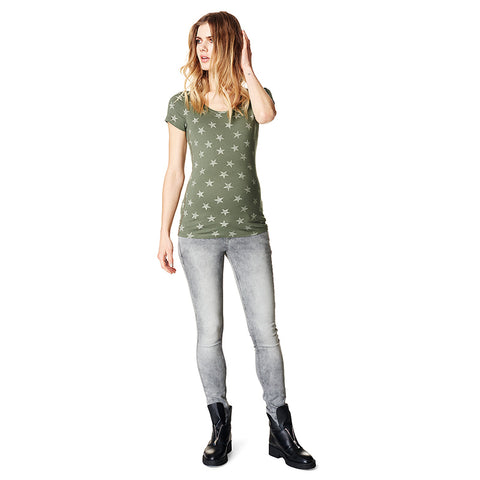 Supermom Skinny Jeans Grey - Sample