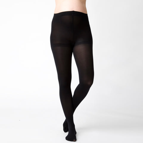 Ripe Opaque Tights - Black