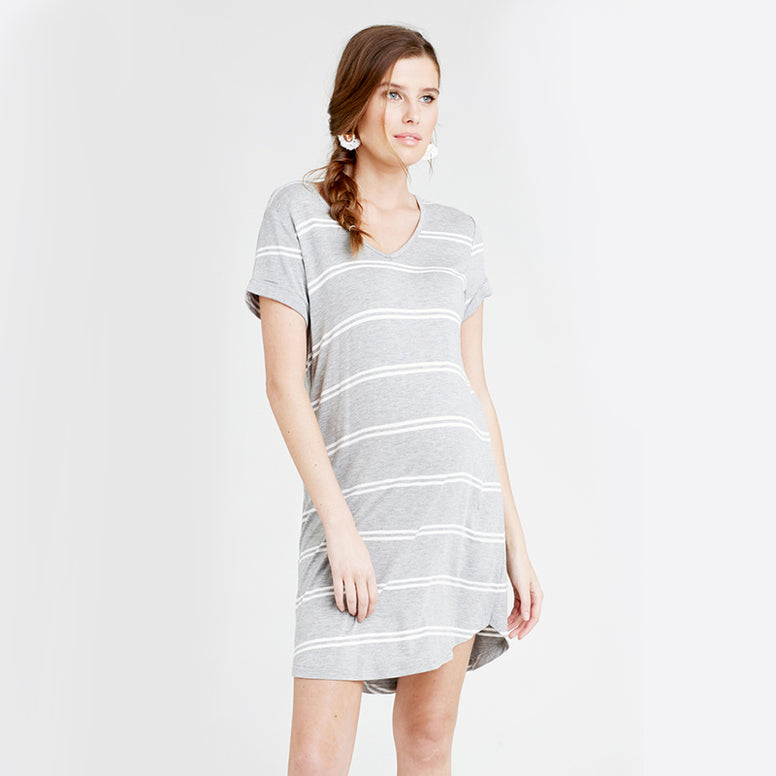 Ripe Relaxed T-Shirt Dress