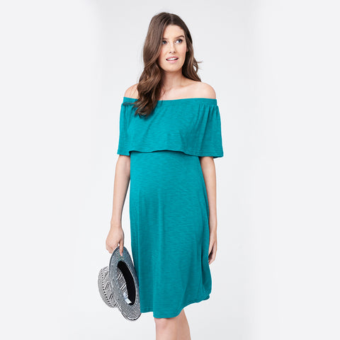 Ripe Riley Cold Shoulder Dress