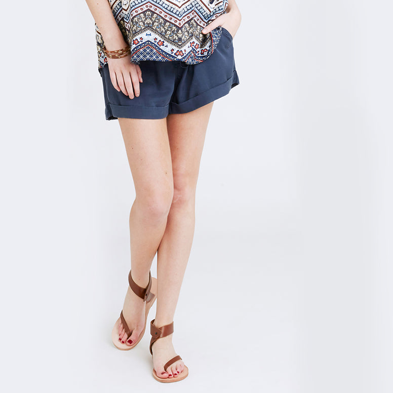 Ripe Tencel Short