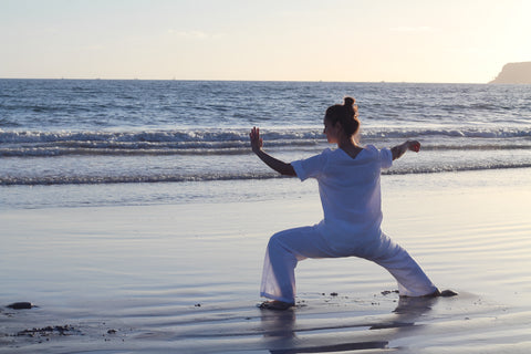 Alicia McGrann Tai Chi Instructor Las Vegas School