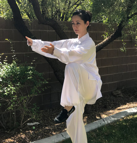Practice tai chi for longevity and quality of life