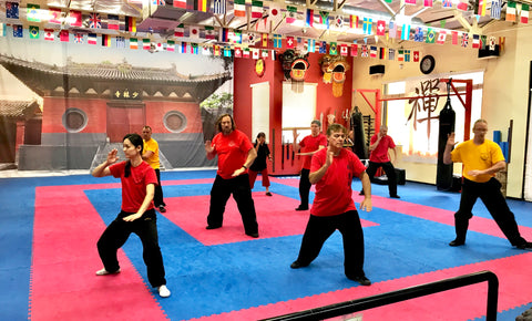 Beginner Tai Chi Classes in Las Vegas School