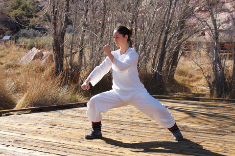 Alicia McGrann Tai Chi Instructor in Las Vegas School