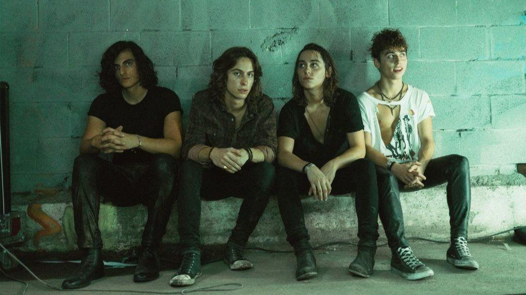 Greta Van Fleet photo shoot