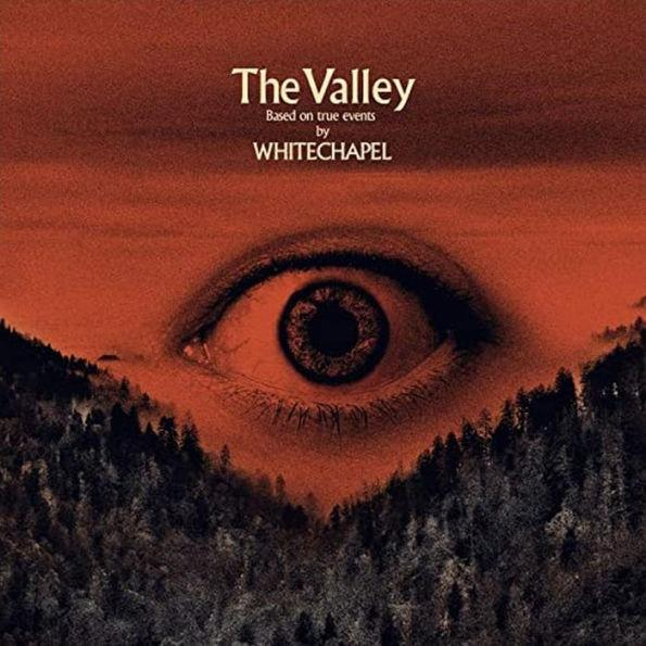Whitechapel - The Valley [LP] (Red Splatter Vinyl) - Urban Vinyl | Records, Headphones, and more.