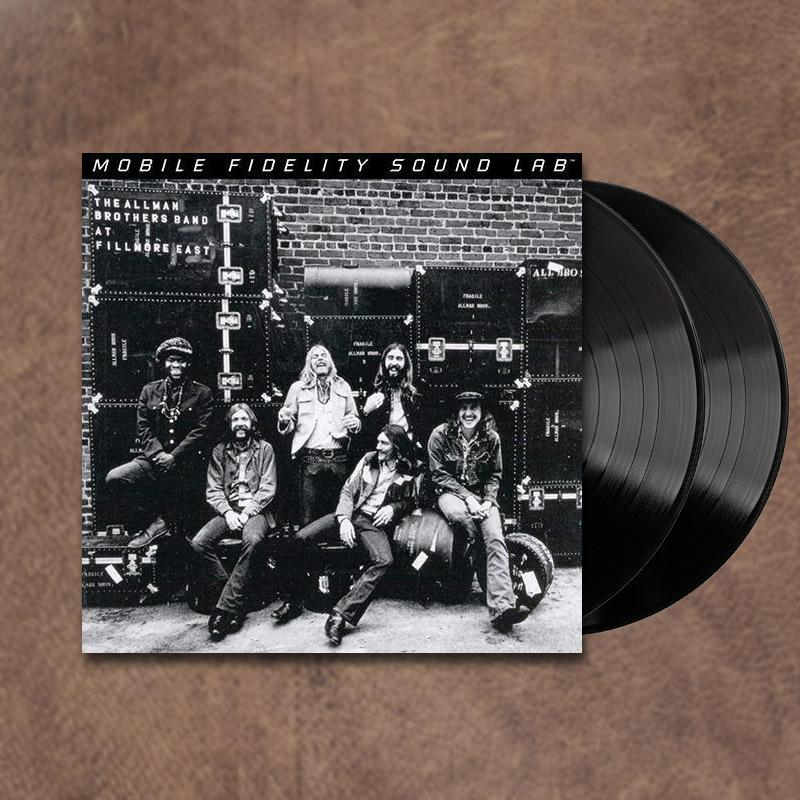 Allman Brothers Band, The - At Fillmore East [2LP] (180 Gram Audiophile Vinyl, limited/numbered) - Urban Vinyl | Records, Headphones, and more.