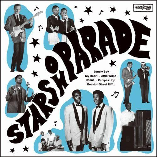Various Artists - Stars On Parade [LP] (import)