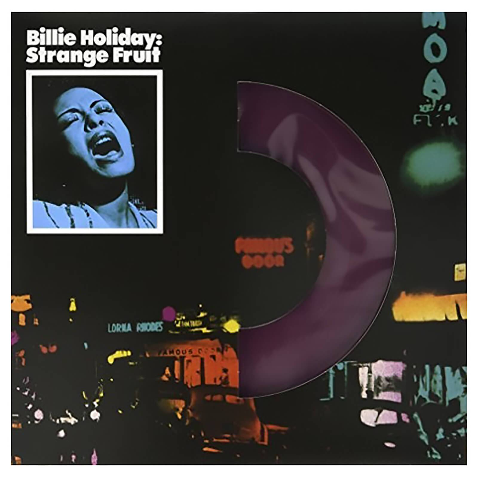 Billie Holiday - Strange Fruit [LP] (180 Gram, hits compilation, gatefold) (Vinyl) - Urban Vinyl | Records, Headphones, and more.