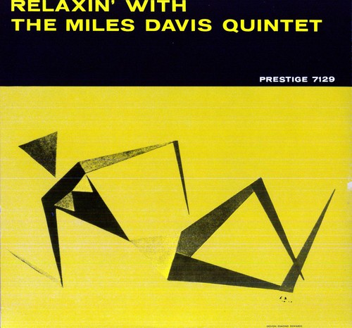 Miles Davis Quintet - Relaxin' With The Miles Davis Quintet [LP]