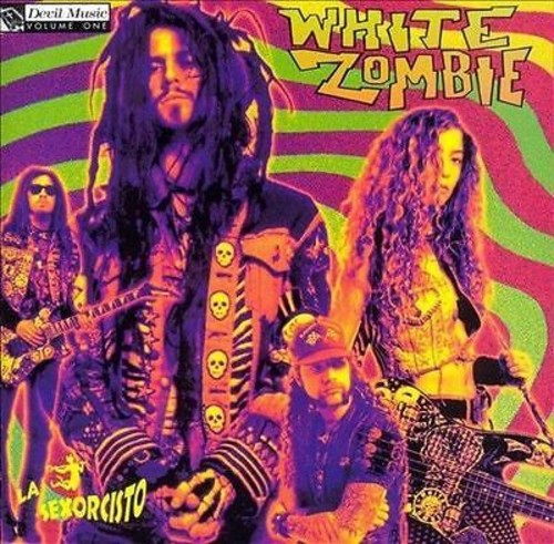 White Zombie - La Sexorcisto: Devil Music Vol.1 [LP] (180 Gram Black Audiophile Vinyl, insert, import)