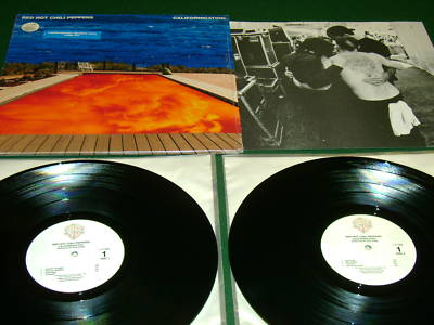 Red Hot Chili Peppers - Californication [2LP] (180 Gram) (Vinyl) - Urban Vinyl | Records, Headphones, and more.
