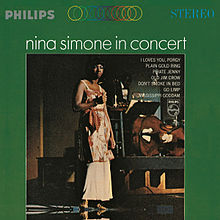 Nina Simone - In Concert [LP] (Vinyl) - Urban Vinyl | Records, Headphones, and more.
