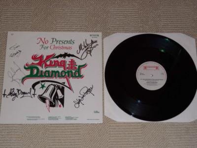 King Diamond - No Presents For Christmas [LP] - Urban Vinyl | Records, Headphones, and more.
