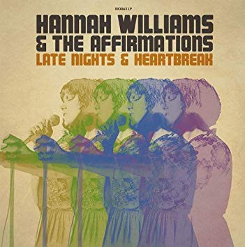 Hannah Williams & The Affirmations - Late Nights & Heartbreak (2XLP) (Vinyl) - Urban Vinyl | Records, Headphones, and more.