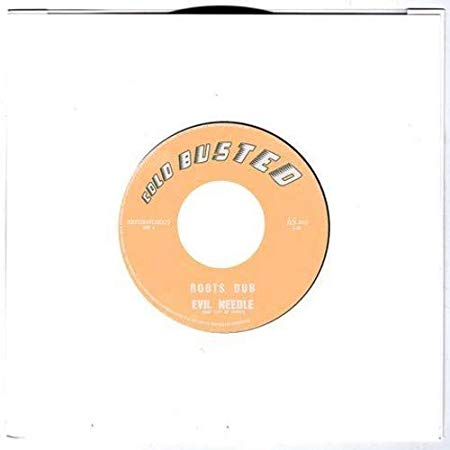 "Evil Needle & Q Funktion - Roots Dub b/w My Music (7"")"