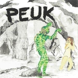 Peuk - Peuk [LP] (Green Colored Vinyl, import)