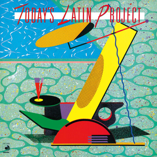 Today's Latin Project - Today's Latin Project [LP]  (Vinyl)