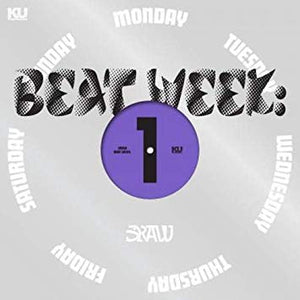 SRAW - Beat Weeks (LP)
