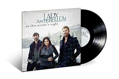 Lady A - On This Winter's Night (Deluxe) [2LP] (Red Vinyl, 4 bonus tracks, gatefold) [EMBARGO TILL 10/26/20]