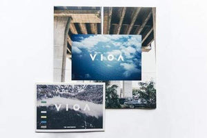 Tom Doolie - V I O A (LP)